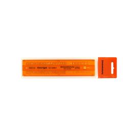 Schriftschablone Isonorm gerade Mittelschrift Schrifthöhe 3,5mm Standardgraph 2524/3,5 Produktbild