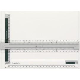 Zeichenplatte TK-SYSTEM A3 weiß/grün Faber Castell 171273 Produktbild