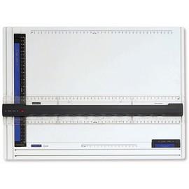 Zeichenplatte Mars A3 weiß/blau Staedtler 661A3 Produktbild