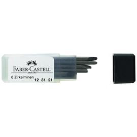 Zirkel-Minen Faber Castell 123121 (DS=6 STÜCK) Produktbild
