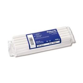Plastilin Knetmasse 1kg weiß Pelikan 601393 Produktbild