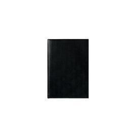 Buchkalender 2020 A5 15x21cm 1Tag/1Seite schwarz wattiert Zettler 873-0020 Produktbild
