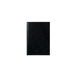 Buchkalender 2021 A5 15x21cm 1Tag/1Seite schwarz wattiert Zettler 873-0020 Produktbild