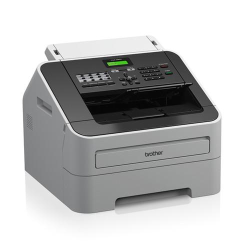 Brother FAX-2940 A4 Laserfax inkl. URA Produktbild Additional View 2 L