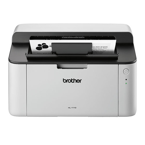 Brother HL-1110 A4 S/W Laserdrucker inkl. UHG Produktbild Additional View 1 L