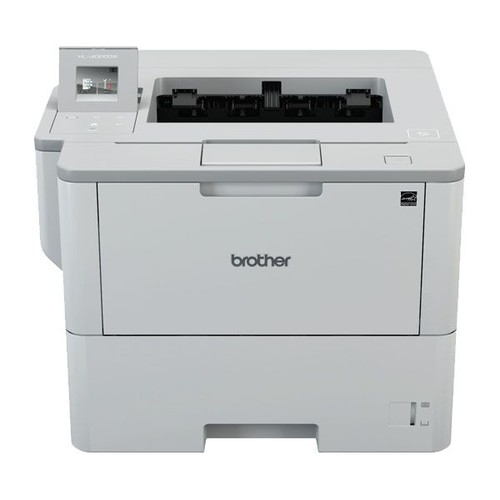 Brother HL-L6300DW mit LAN-/WLAN-/ USB-Schnittstelle A4 S/W Laserdrucker inkl. UHG 520 Blatt Papierkassette Produktbild Front View L