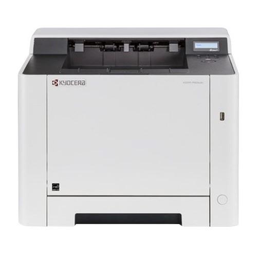 Kyocera ECOSYS P5026cdn A4 Color Laserdrucker inkl. Urheberrechtsabgabe Produktbild Front View L