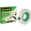 Klebeband Scotch Magic 810 12mm x 33m matt unsichtbar 3M M8101233 (RLL=33 METER) Produktbild