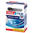 Klebefilm Kristall-klar 19mm x 10m transparent klar Tesa 57329-00000-2 (RLL=10 METER) Produktbild Additional View 3 S