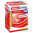 Klebefilm Transparent 25mm x 66m transparent Tesa 57379-00002-00 (PACK=6 ROLLEN) Produktbild Additional View 2 S
