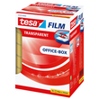 Klebefilm Transparent 25mm x 66m transparent Tesa 57379-00002-00 (PACK=6 ROLLEN) Produktbild Additional View 1 S