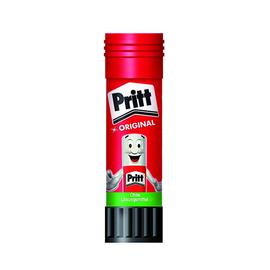 Klebestift Original WA12 mittel 22g Stift Lösungsmittelfrei Pritt 9HPK611 (ST=22 GRAMM) Produktbild