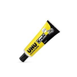 Klebstoff Alleskleber Kraft FLEX+CLEAN 42g Kunststofftube transparent UHU 45040 (ST=42 GRAMM) Produktbild