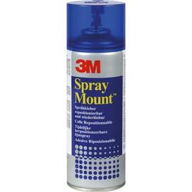 Sprühkleber SprayMount 400ml Dose kurz ablösbar dann permanent 3M 051847 (DS=400 MILLILITER) Produktbild