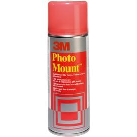 Sprühkleber FotoMount 400ml Dose kurz ablösbar dann permanent 3M 050777 (DS=400 MILLILITER) Produktbild