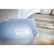 Adress-Etiketten für Handbeschriftung 95x47mm weiß permanent Zweckform 3350 (PACK=240 STÜCK) Produktbild Additional View 2 S
