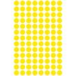 Markierungspunkte 8mm ø gelb Zweckform 3013 (PACK=416 STÜCK) Produktbild Additional View 1 S