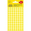 Markierungspunkte 8mm ø gelb Zweckform 3013 (PACK=416 STÜCK) Produktbild