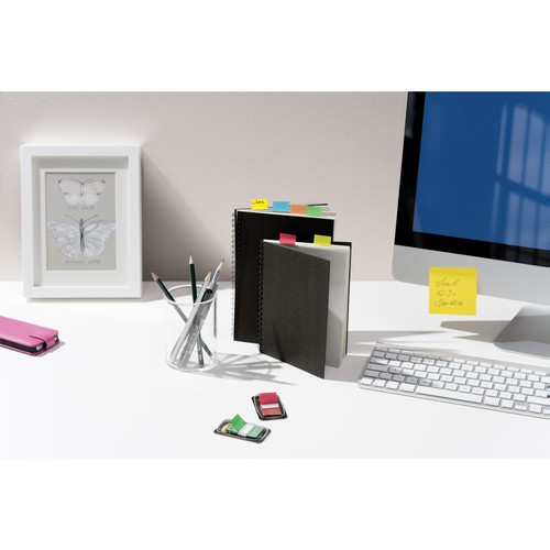 Haftstreifen Post-it Index 25,4x43,2mm türkis transparent 3M I680-23 (PACK=50 STÜCK) Produktbild Additional View 3 L