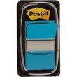 Haftstreifen Post-it Index 25,4x43,2mm türkis transparent 3M I680-23 (PACK=50 STÜCK) Produktbild