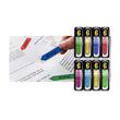 Haftstreifen Post-it Index Pfeile 11,9x43,2mm 4 Grundfarben transparent 3M 684ARR3 (PACK=4x 24 STÜCK) Produktbild Additional View 6 S