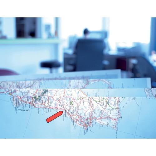 Haftstreifen Post-it Index Pfeile 11,9x43,2mm 4 Grundfarben transparent 3M 684ARR3 (PACK=4x 24 STÜCK) Produktbild Additional View 7 L