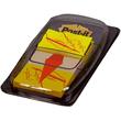 Haftstreifen Post-it Index Symbol Unterschrift 25,4x43,2mm gelb transparent 3M 680-31 (PACK=50 STÜCK) Produktbild Additional View 2 S