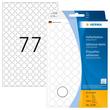 Markierungspunkte 13mm ø weiß Herma 2230 (PACK=2464 STÜCK) Produktbild
