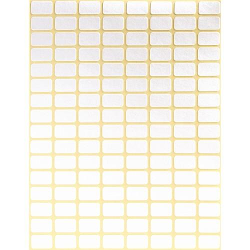 Mini-Etiketten für Handbeschriftung 13x8mm weiß Zweckform 3306 (PACK=3712 STÜCK) Produktbild Additional View 1 L