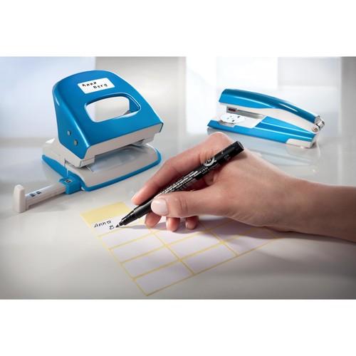 Mini-Etiketten für Handbeschriftung 38x24mm weiß Zweckform 3045 (PACK=63 STÜCK) Produktbild Additional View 2 L