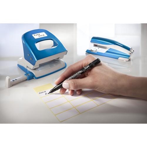 Universal-Etiketten für Handbeschriftung 66x38mm weiß Zweckform 3084 (PACK=18 STÜCK) Produktbild Additional View 2 L