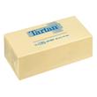 Haftnotizen Tartan Notes 38x51mm gelb Papier 3M 005138 (PACK=12x 100 BLATT) Produktbild