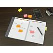 Haftnotizen Post-it Notes 76x76mm neonpink Papier 3M 654NPI (ST=100 BLATT) Produktbild Additional View 3 S