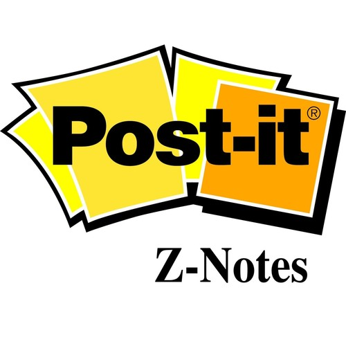 Haftnotizen Post-it Z-Notes 76x127mm Z-Faltung gelb Papier 3M R350 Produktbild Additional View 2 L