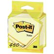Haftnotizen Post-it Notes Würfel 76x76mm gelb Papier 3M 5426GB (ST=450 BLATT) Produktbild