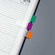 Haftmarker Pergament 50x20mm 4 Farben Papier Sigel HN671 (PACK=4x 40 STÜCK) Produktbild Additional View 1 S