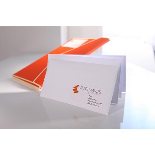 Etiketten Inkjet+Laser+Kopier 70x25,4mm auf A4 Bögen weiß Zweckform 3421 (PACK=3300 STÜCK) Produktbild Additional View 4 L