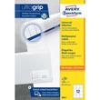 Etiketten Inkjet+Laser+Kopier 70x67,7mm auf A4 Bögen weiß Zweckform 3661 (PACK=1200 STÜCK) Produktbild Additional View 1 S