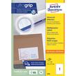 Etiketten Inkjet+Laser+Kopier 210x297mm auf A4 Bögen weiß Zweckform 3478 (PACK=100 STÜCK) Produktbild Additional View 1 S