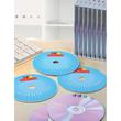 CD-Etiketten Inkjet 117mm ø auf A4 Bögen weiß high-glossy Zweckform C9660-25 (PACK=50 STÜCK) Produktbild Additional View 4 S