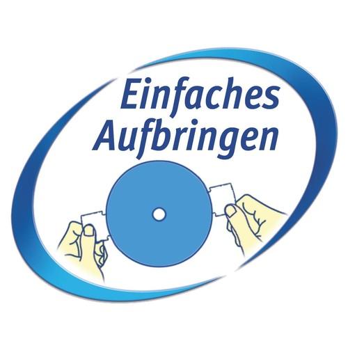 CD-Etiketten Inkjet+Laser+Kopier 117mm ø auf A4 Bögen weiß Zweckform L6043-25 (PACK=50 STÜCK) Produktbild Additional View 6 L