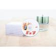 CD-Etiketten Inkjet+Laser+Kopier ø116mm auf A4 Bögen weiß matt blickdicht permanent Herma 5079 (PACK=50 STÜCK) Produktbild Additional View 3 S