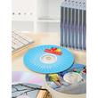 CD-Etiketten Inkjet+Laser+Kopier 117mm ø auf A4 Bögen weiß Zweckform L6043-100 (PACK=200 STÜCK) Produktbild Additional View 4 S