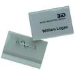 Namensschild mit Wellennadel 30x60mm Durable 8006-19 (PACK=100 STÜCK) Produktbild Additional View 1 S