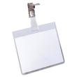 Namensschild mit Clip 60x90mm Durable 8003-19 (PACK=25 STÜCK) Produktbild