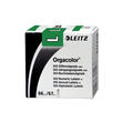Buchstabensignale L Orgacolor auf Rolle 30x23mm dunkelgrün selbstklebend Leitz 6621-10-00 (SCH=250 STÜCK) Produktbild