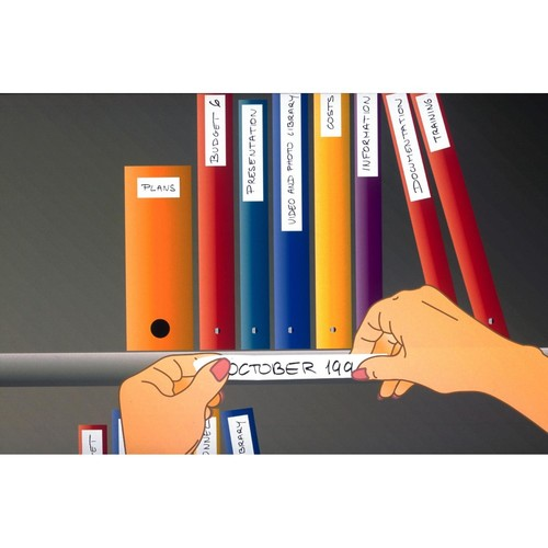 Korrekturband Post-it 25,4mm x 17,7m weiß im Spender 3M 658H (RLL=18 METER) Produktbild Additional View 4 L