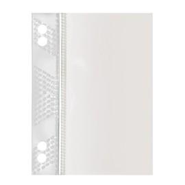 Abheftstreifen Doppelheftfix 6x10cm transparent selbstklebend Veloflex 2006050 (PACK=10 STÜCK) Produktbild