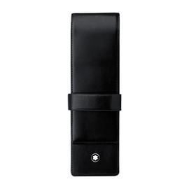 Lederetui Meisterstück schwarz Leder für 2 Schreibgeräte Classique/LeGrand Montblanc 14311 Produktbild