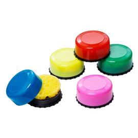 Schwammdose rund farbig sortiert Läufer 86190 Produktbild